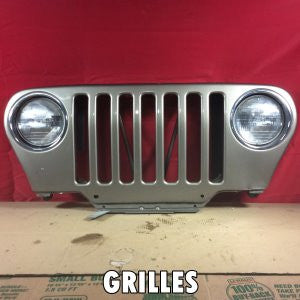 Used Jeep Grilles