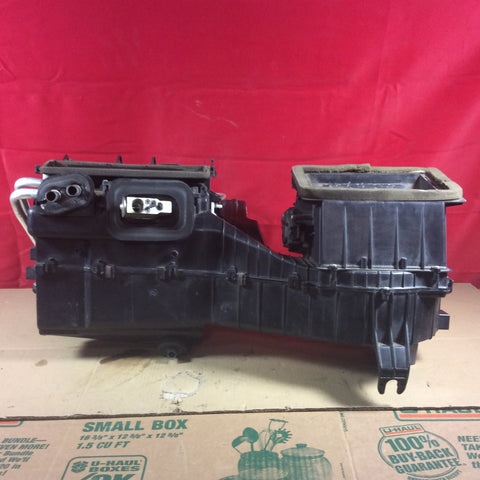07-10 Jeep Wrangler JK JKU Unlimited RHD HVAC Heater A/C Box Housing Distribution