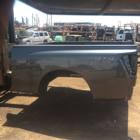 05-07 Nissan Titan Truck Bed King Gray FREE SHIPPING