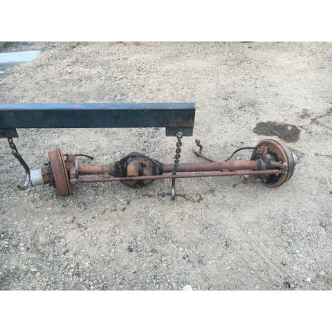 1956 Jeep Willys Truck Axle Assembly Front