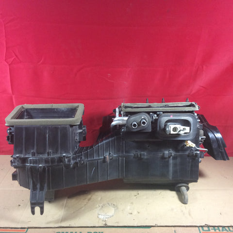 07-10 Jeep Wrangler JK JKU Unlimited LHD HVAC Heater A/C Box Housing Distribution