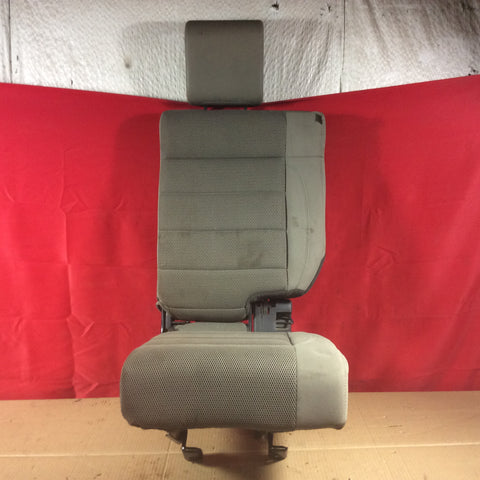 07-10 Jeep Wrangler JKU Unlimited Rear Seat 4 Door 40% Section