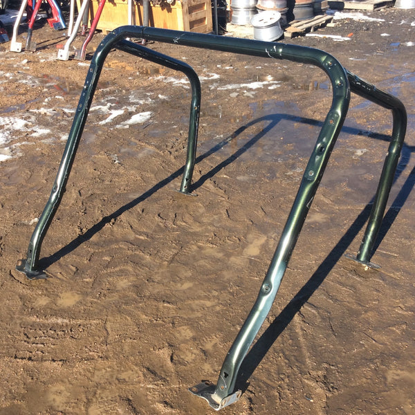 97-02 Jeep Wrangler TJ Roll Bar Green Full Factory Cage 55176022AC