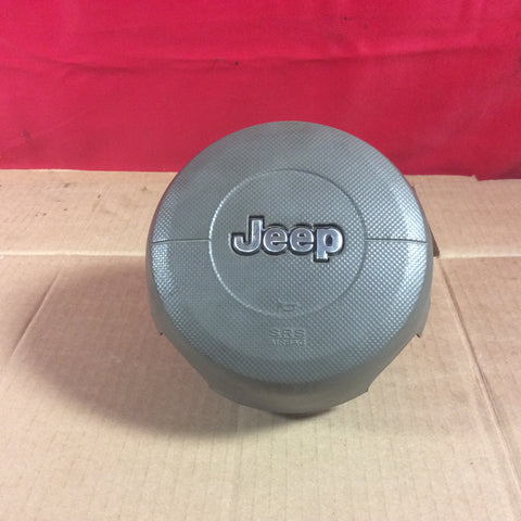 07-10 Jeep Wrangler JKU JK Air Bag Driver Left LH Side Airbag P5KC81ZJ8AE