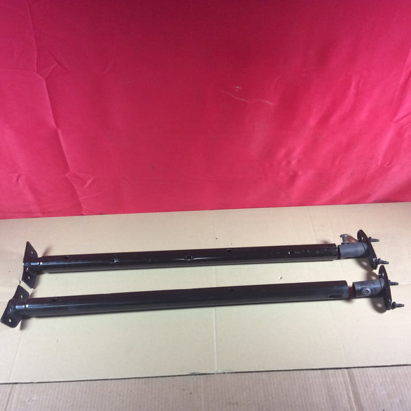 97-02 Jeep Wrangler TJ Pair Right Left Sport Roll Bar Cage Side Bars Set