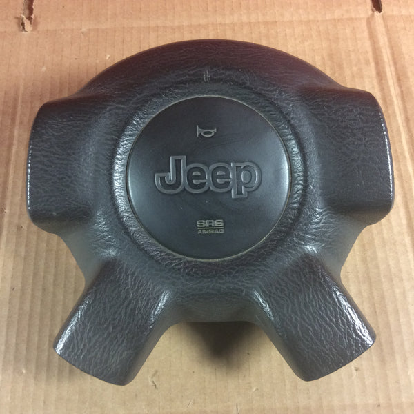 2004 Jeep Liberty KJ Steering Wheel Left Front Air Bag Driver Side Airbag 5JS05DX9AC 5GG30DX9AE