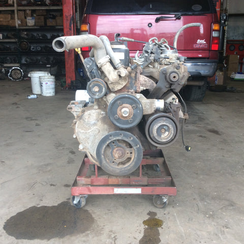 01-04 Jeep 4.0 Engine 6 Cyl 128K Motor Wrangler TJ Grand Cherokee WJ Runs Great