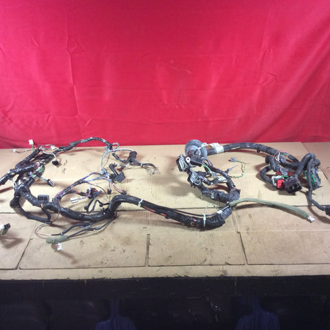 07-08 Jeep Wrangler JK JKU Instrument Panel Wiring Dashboard 56051567AG