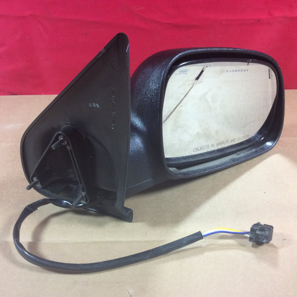 99-04 Jeep Grand Cherokee WJ Right Outside Mirror Electric Foldaway Passenger Side