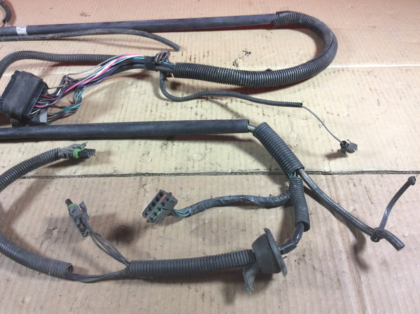 92 jeep wrangler wiring harness 92 image wiring 95 jeep wrangler yj rear tail light w hard top wiring harness on 92 jeep wrangler