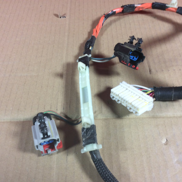jeep grand cherokee wj front left driver side door wiring harnes 99 04 jeep grand cherokee wj front left driver side door wiring harness 56042219ag