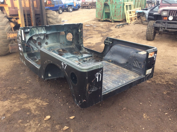 97-01 Jeep Wrangler TJ Tub Body Color PJN Green Will Ship