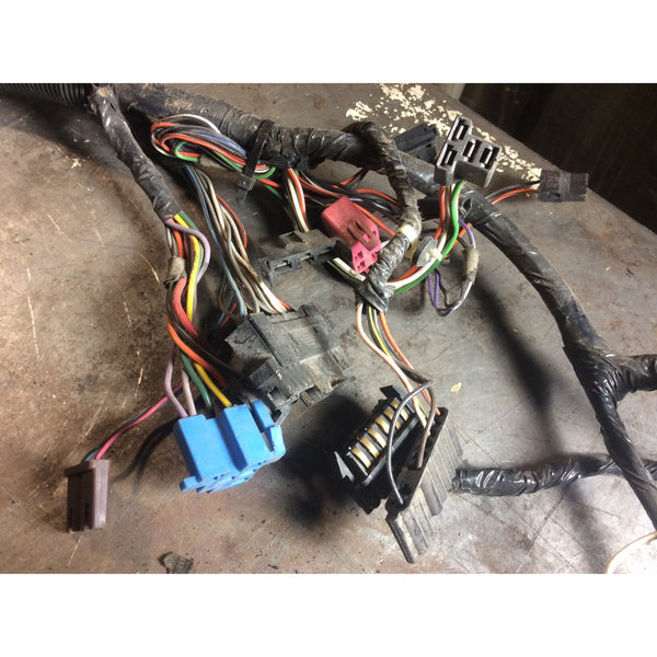 jeep wrangler wiring harness image 1991 jeep wrangler yj interior dash wiring harness on 1991 jeep wrangler wiring harness
