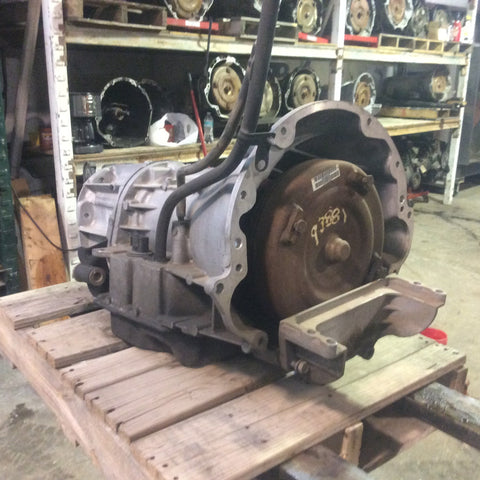 02-04 Jeep Liberty KJ Automatic Transmission 3.7 128K Auto 4x4