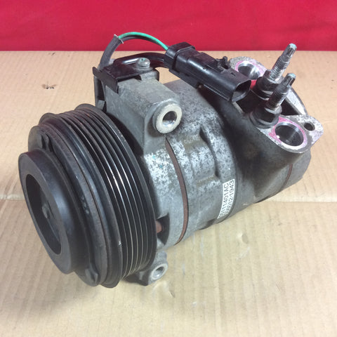 07-11 Jeep Wrangler JK JKU 3.8L V6 Air Conditioning Compressor Mopar A/C 55111401AD