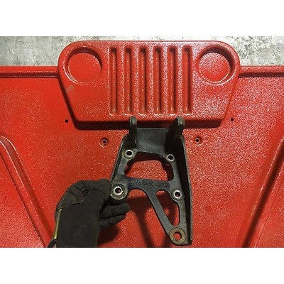 1987-1990 Jeep Wrangler YJ 2.5 4 Cylinder Cast Iron Engine Bracket Motor Mount Support 52001182