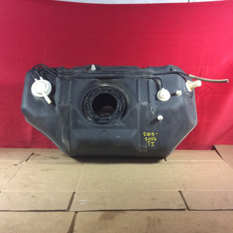 05-06 Jeep Wrangler LJ Fuel Gas Tank Plastic Poly Factory OEM