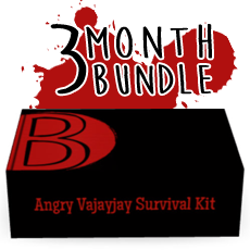 03 Month Bitchy Bundle - Bitchy Box