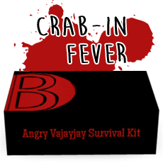 Crab-In Fever Box - Bitchy Box