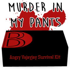 Murder In My Pants Bitchy Box - Bitchy Box