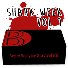 Shark Week Box VOL 1 - Bitchy Box