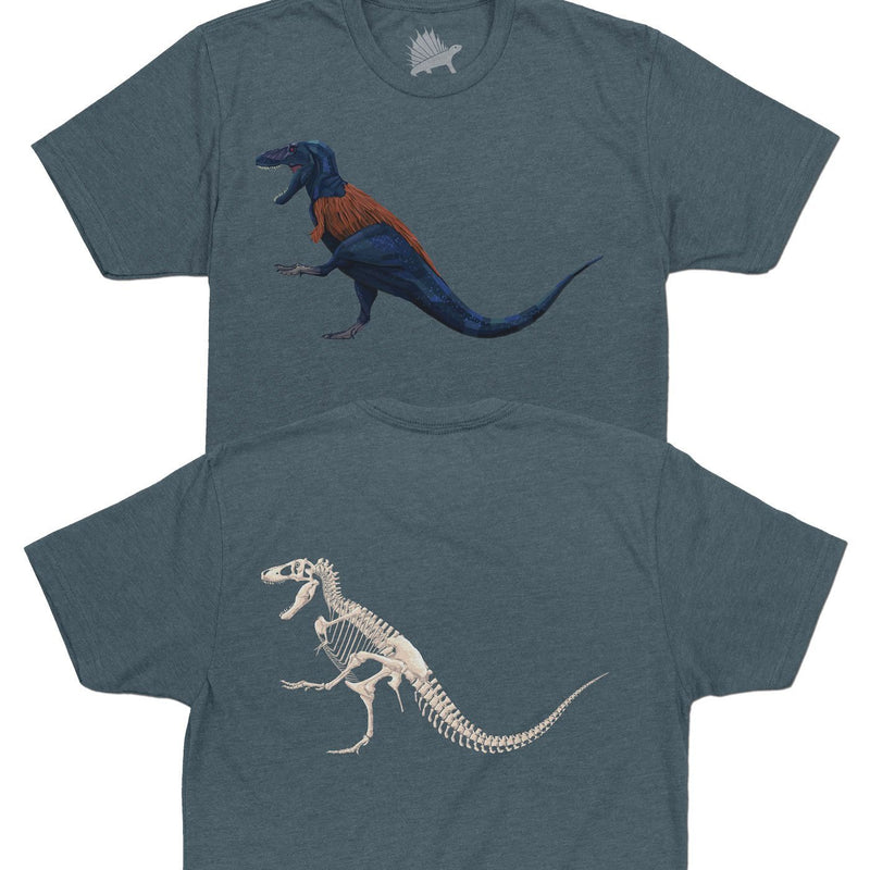 458229cb Fossil Fusion Dinosaur T-Shirts for Adults - Unique Dinosaur Gifts ...