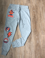 ANY SCHOOL 'Supreme' Patch Joggers