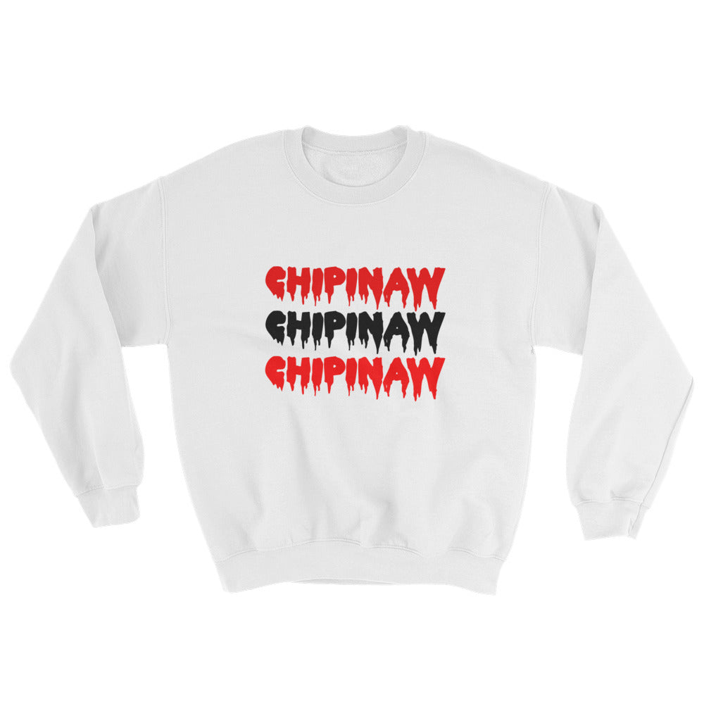 *Any Camp* Drip Sweatshirt
