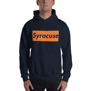 *Any College* supreme inspired hoodie