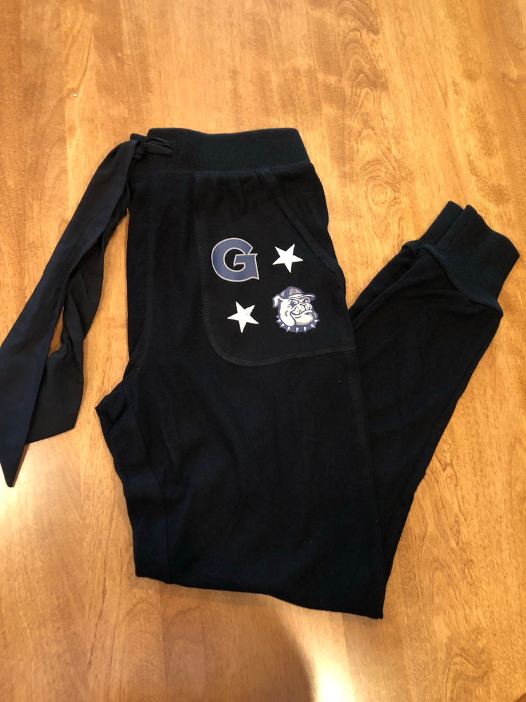 Star Patch College Joggers *ANY COLLEGE*