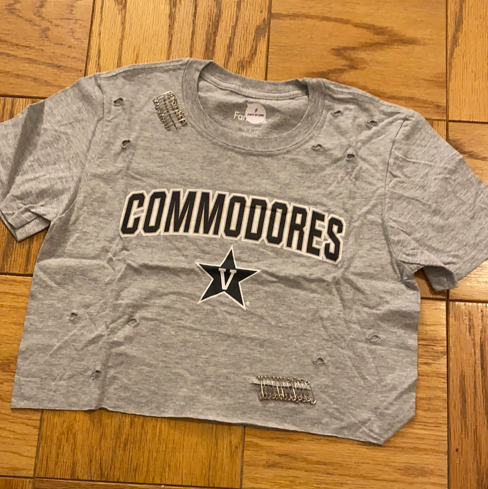 VANDY All Pinned Up Tee