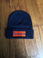 *Any School* Patched Beanie