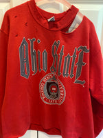 Ohio State Old Letter Sweatshirt