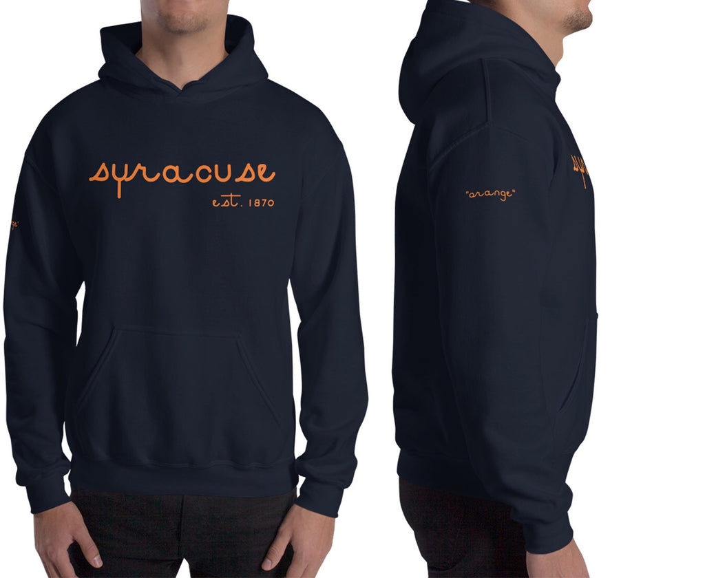 *Any College* illadelph inspired hoodie