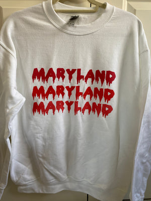 Load image into Gallery viewer, Maryland Drip Sweatshirt