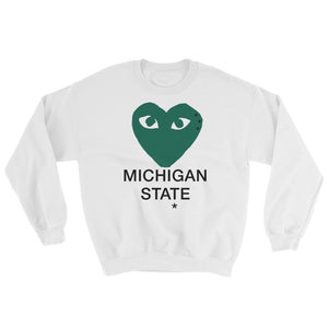 *Any College* Heart Sweatshirt