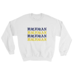 *ANY COLLEGE* Pablo Letters Sweatshirt