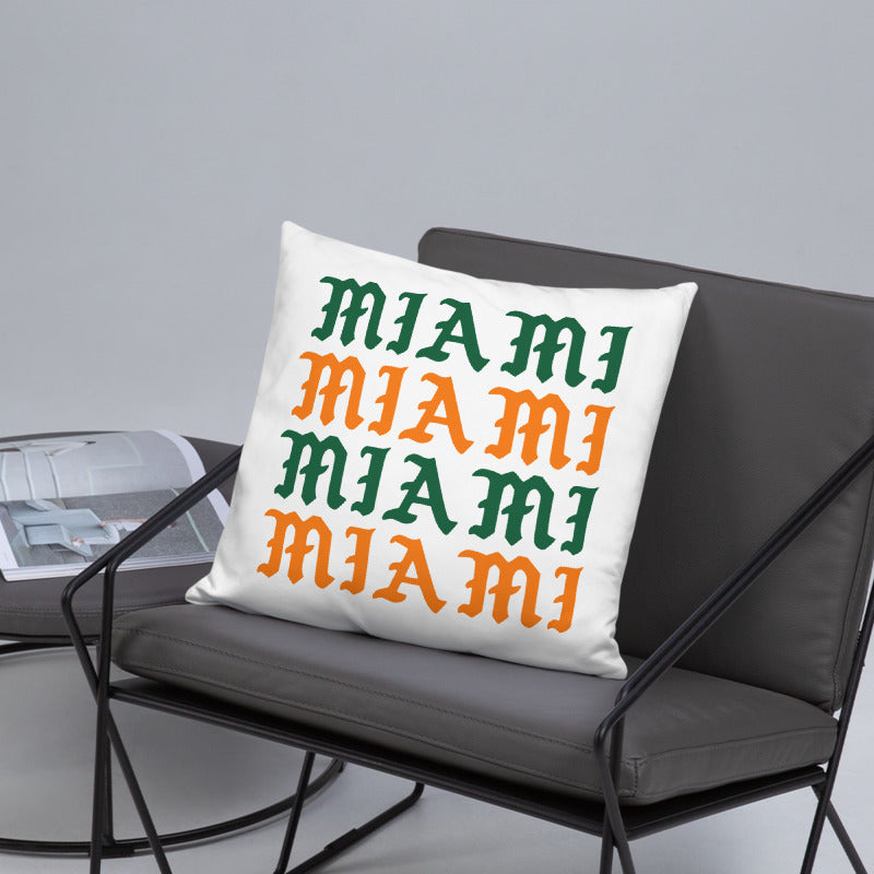 Pablo Letters Pillow