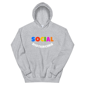 Load image into Gallery viewer, Social Distancing Hoodie