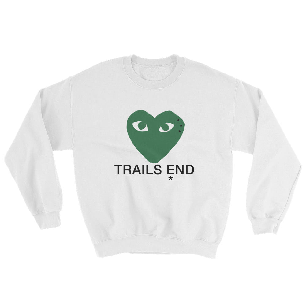 *ANY CAMP* Heart Sweatshirt