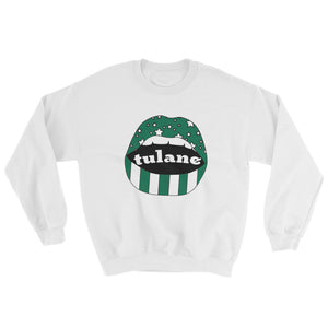 Load image into Gallery viewer, *Any College* Star Lips Sweatshirt