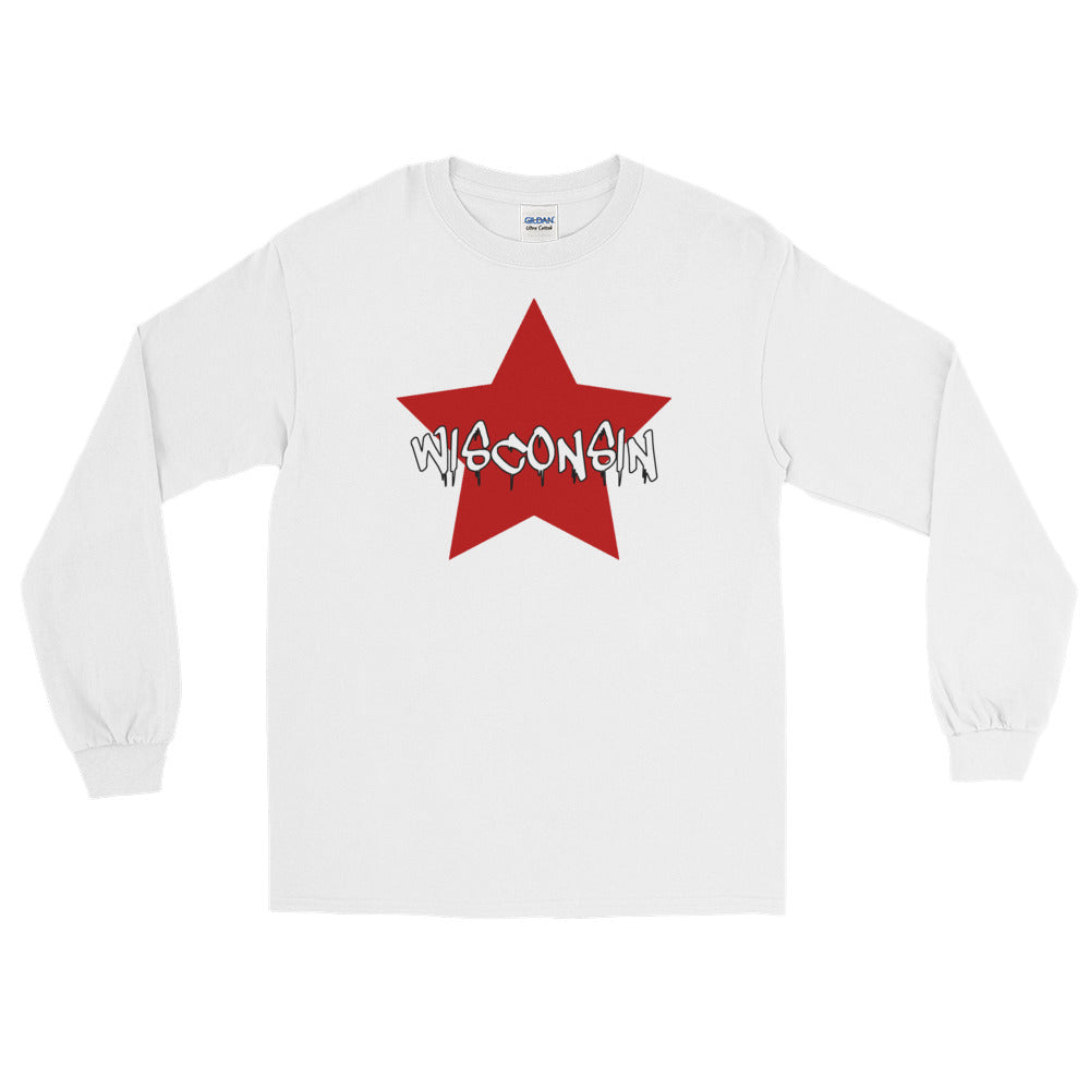 Load image into Gallery viewer, *Any College* Big Star Long Sleeve Tee