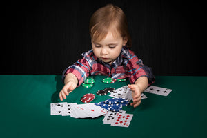 Sunday Fundays! Poker for Kids (we swear, it's educational!)