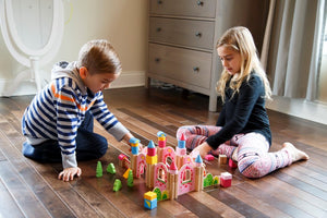 4 Skills Educational Toys Help Develop in Children