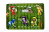 "Image of Fun & Unique Football Sport Chunky Wooden Puzzle w/ ""Easy-Hold"" Colorful Solid Wood Pieces."