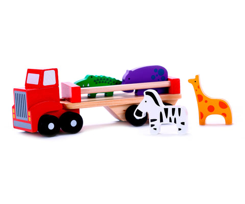 Animal Truck Best Educational Toys for Toddlers