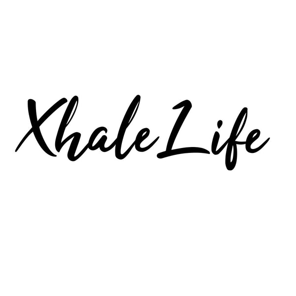 Xhale Life Stickers