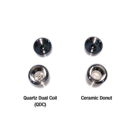 Pandon Replacement Dual Coil and Cap (Pack of 5)