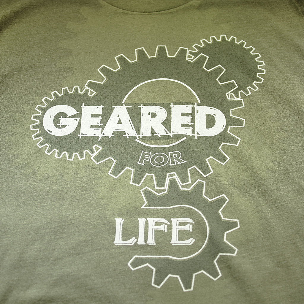 Geared for Life