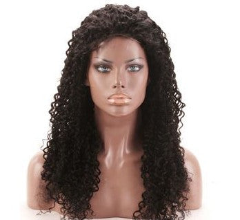 Jerry Curly - Full Lace Wig Hair Extensions & Wigs In London Ontario